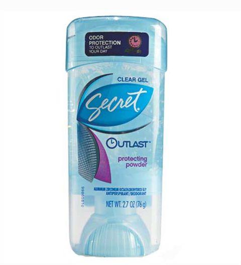 Secret Outlast Clear Gel Antiperspirant