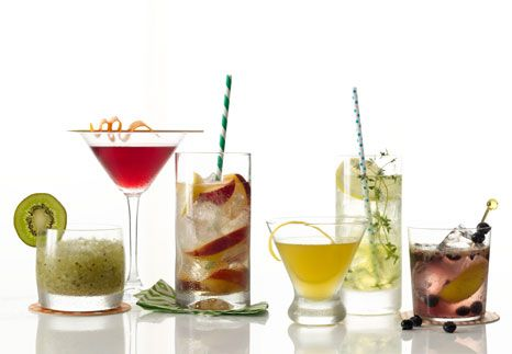 Healthy and Refreshing Cocktail Recipes