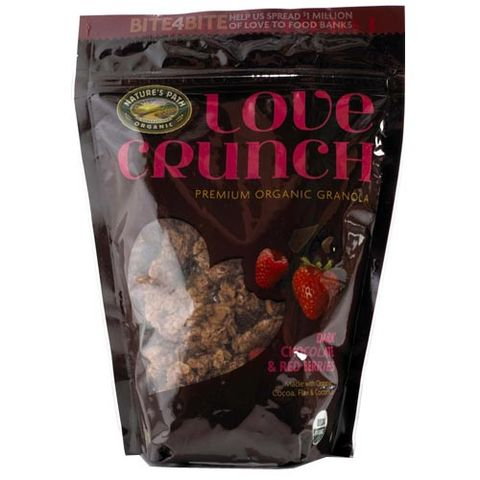 Nature's Path Organic Love Crunch Dark Chocolate & Red Berries