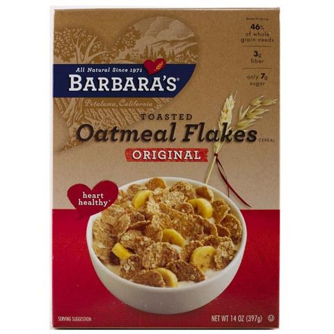 Barbara's Toasted Oatmeal Flakes