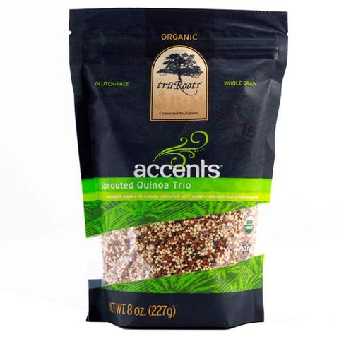 TruRoots Accents Sprouted-Quinoa Trio