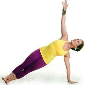 Muscle-Sculpting Yoga