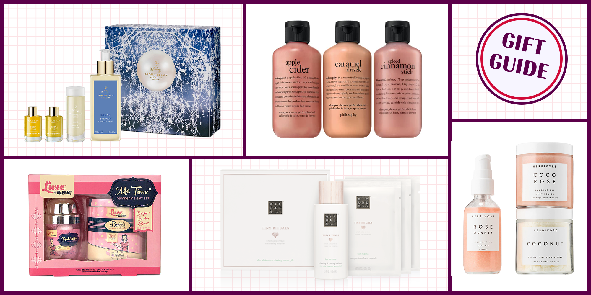 7 Best Bath Gift Sets 2018 Christmas Spa Gift Ideas