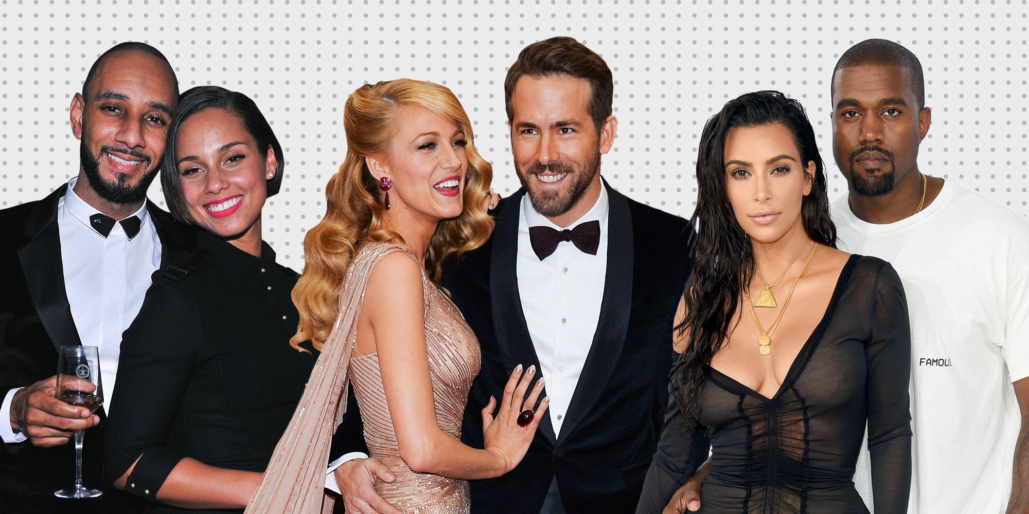 53 Most Unforgettable Celebrity Weddings of the Last Decade