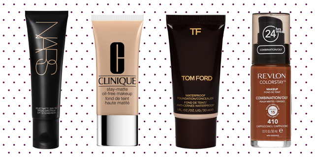 Waterproof Foundations For Oily
