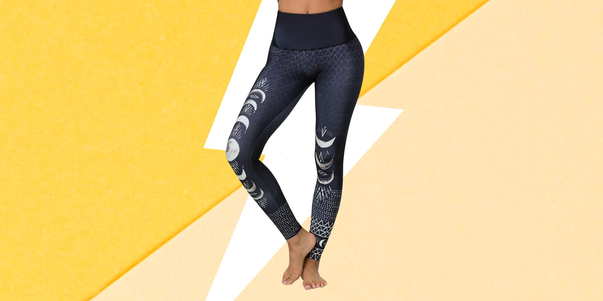 Women/'s Solid Black Leggings Yoga Pants One Size