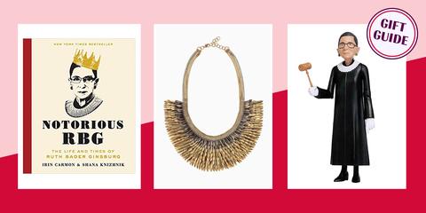 Ruth Bader Ginsburg Gift Guide