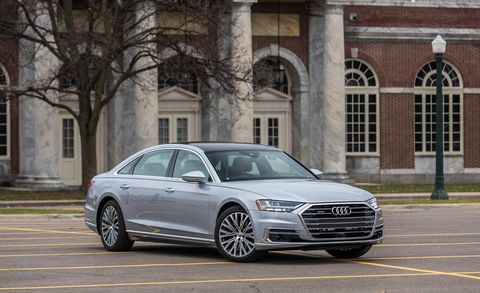 2019 Audi A8 – New Luxury Sedan with Lots of Technology