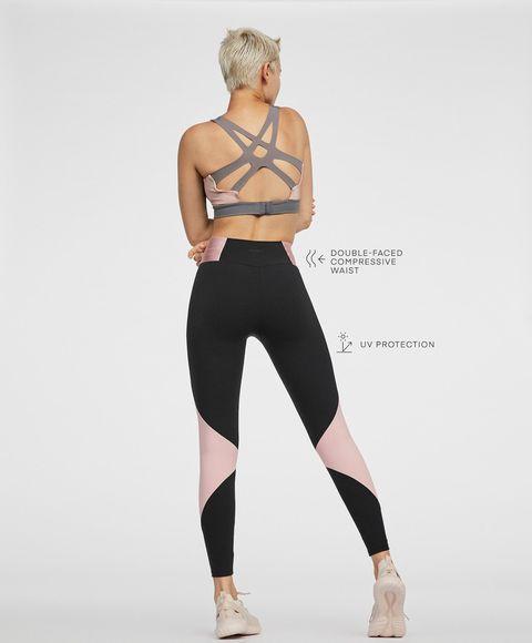Clothing, Tights, Shoulder, Waist, Leggings, Leg, Joint, Undergarment, Standing, Arm,