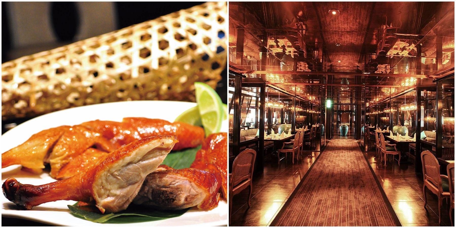 米其林指南,三星餐廳,米其林,君品頤宮,餐廳,台北,美食,唯一,旅遊,摘星,烤鴨
