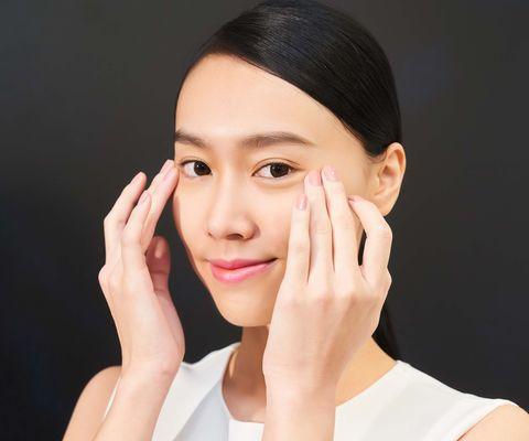Face, Forehead, Skin, Hair, Eyebrow, Nose, Chin, Cheek, Head, Beauty,
