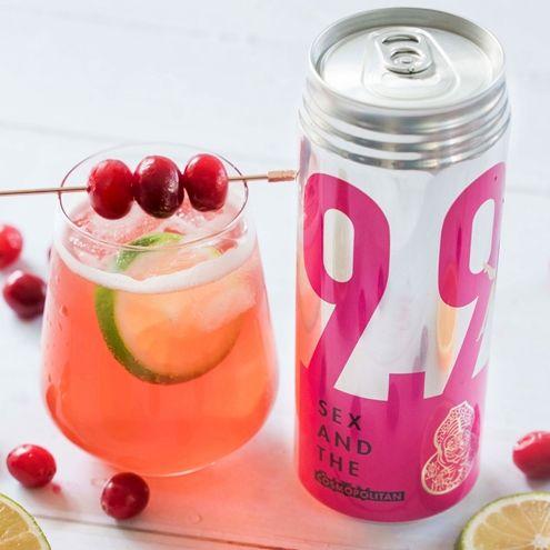 臺虎開賣999調酒系啤酒「柯夢脫單」,粉色系啤酒,一起渡過1111光棍節