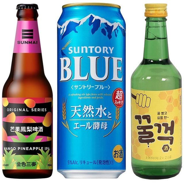 7 eleven國際啤酒節新品推薦