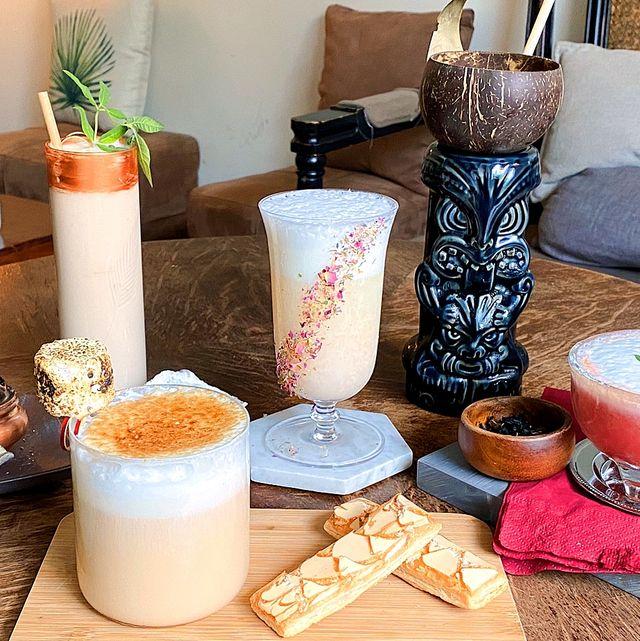 fu milk tea福奶茶首創「策展系」奶茶