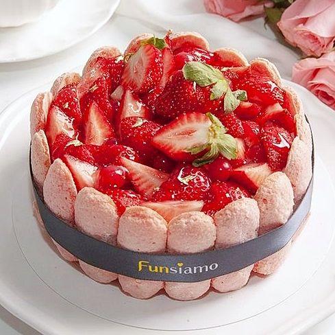 Funsiamo手做甜點店推出大人系精品甜點「威士忌巧克力蛋糕」