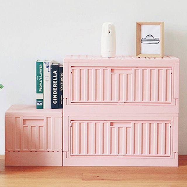高質感貨櫃屋收納櫃超欠買❤嚴選博客來5項高顏值「極簡收納好物」,宅家就能美美打卡!