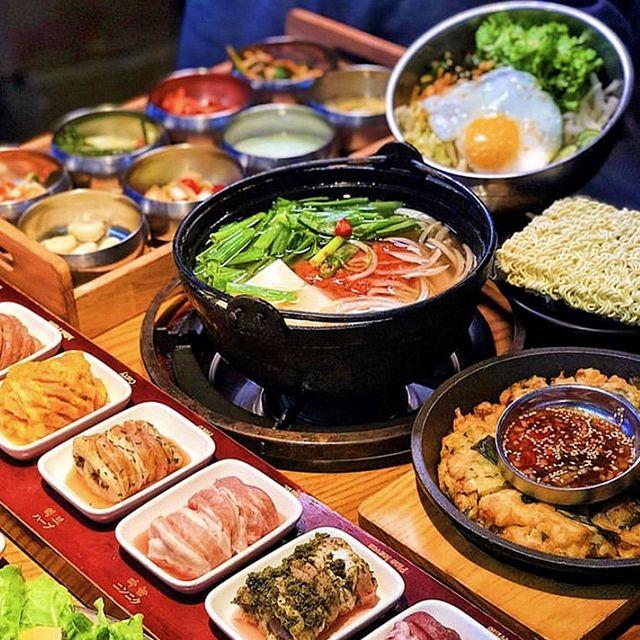 韓式烤肉控的天堂在東區~超好吃的韓式燒烤top6推薦,快來看看!