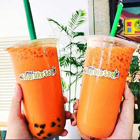 【我好飢渴】泰奶控喝不停~大台北最道地「泰奶專賣店TOP5」快筆記!就是這濃醇泰奶味~保證一吸上癮!