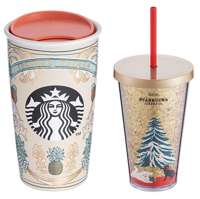 2020 星巴克耶誕節 60款週邊商品 馬克杯 紅色耶誕酒瓶冷水壺太特別