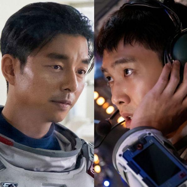 2021 netflix 韓劇,孔劉《寂靜的大海》