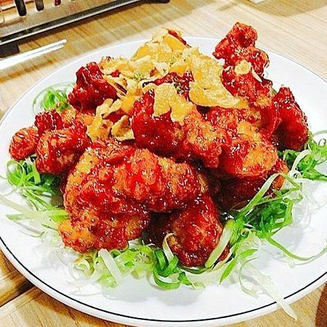 隱藏在韓式餐廳內的人氣「炸雞」就是它~網友推爆必點招牌「韓式炸雞top8」保證吮指回味!