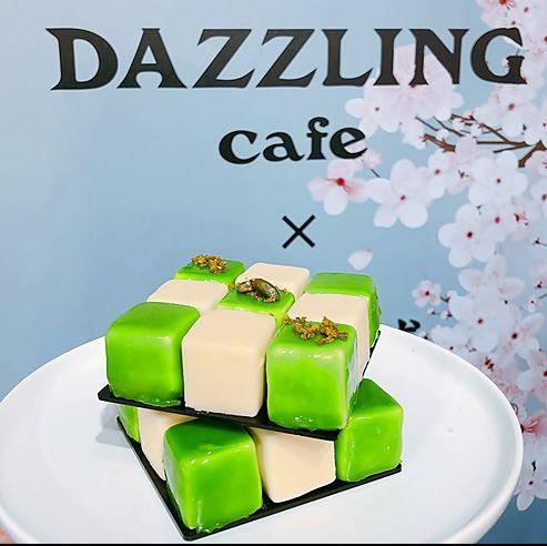 Dazzling,辻利茶舗,甜點,宇治抹茶金磚,抹茶甜點,東區美食,姊妹聚會,下午茶,甜點推薦,抹茶控,台北美食
