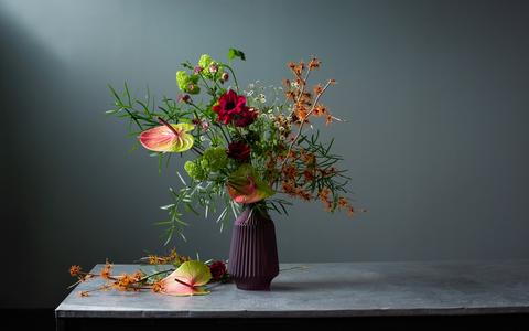 mcqueens flower bouquet