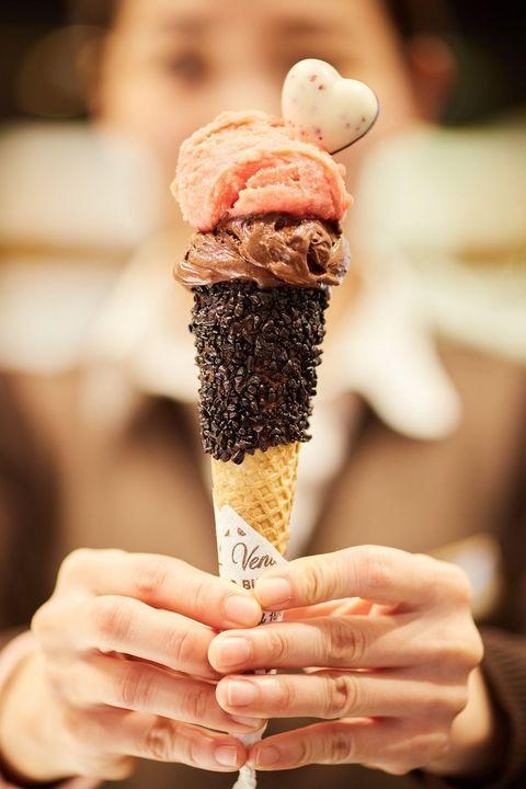 歐洲皇室最愛!義大利百年頂級巧克力venchi登台,巧克力、義式冰淇淋12月起開吃