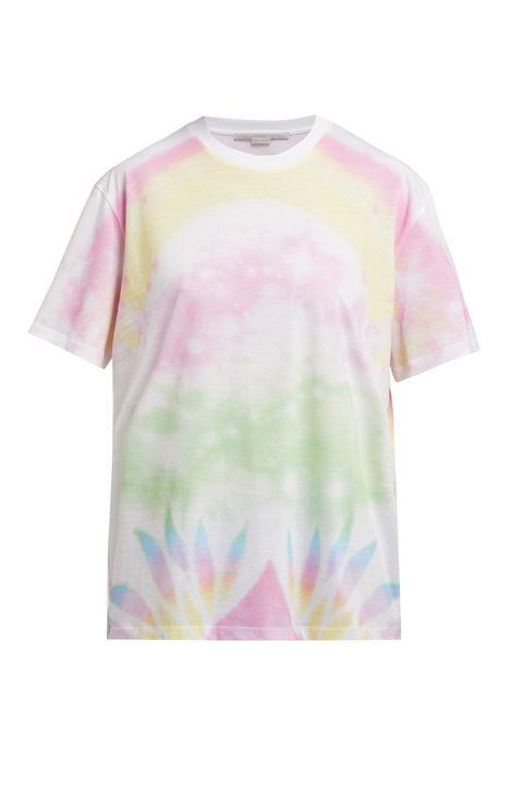 Tie-dye trend 2019