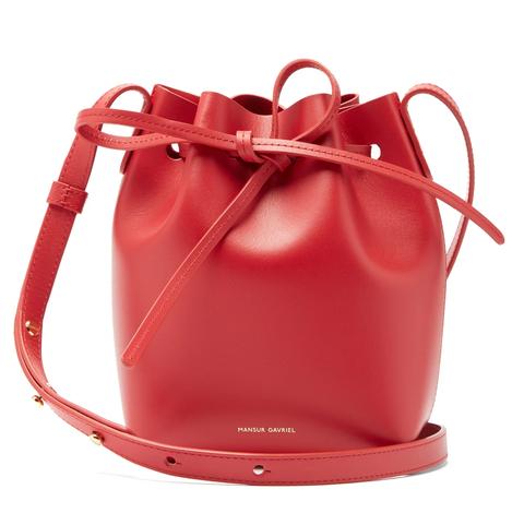 紅色水桶包