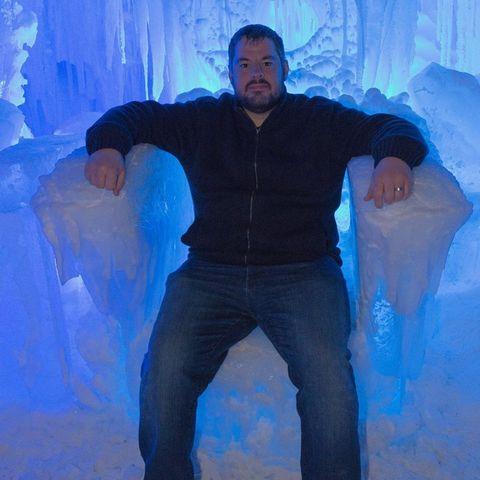 Blue, Ice hotel, Fun, Ice cave, Ice, Electric blue,