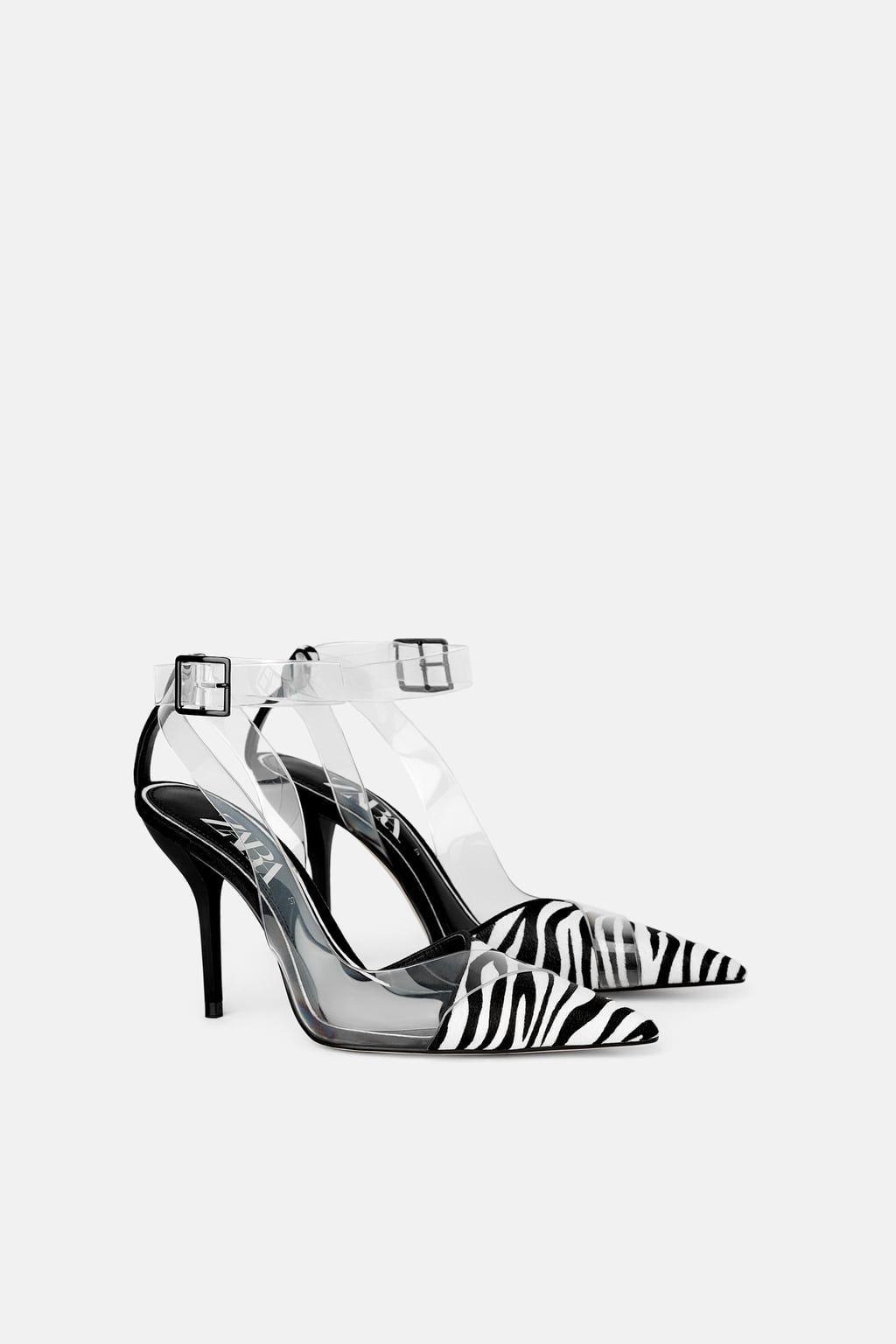 O Los Zapatos Kim Letizia Zara De Vinilo Como Kardashian TlKJc13F