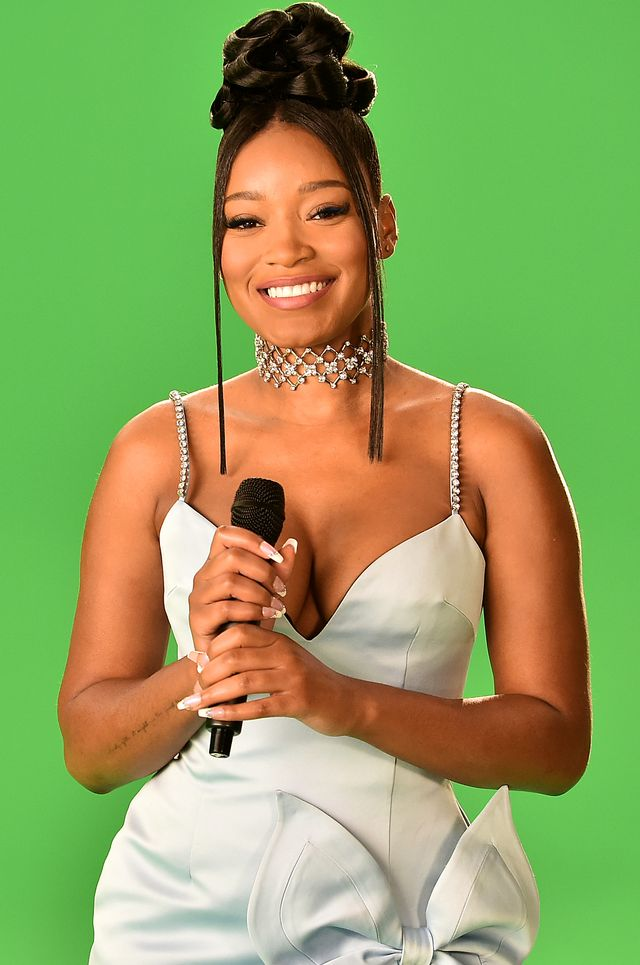 new york, new york   august 30 keke palmer attends the 2020 mtv video music awards, broadcast on sunday, august 30, 2020 in new york city photo by jeff kravitzmtv vmas 2020getty images for mtv