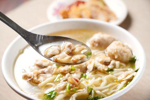 彰化蛤蠣麵
