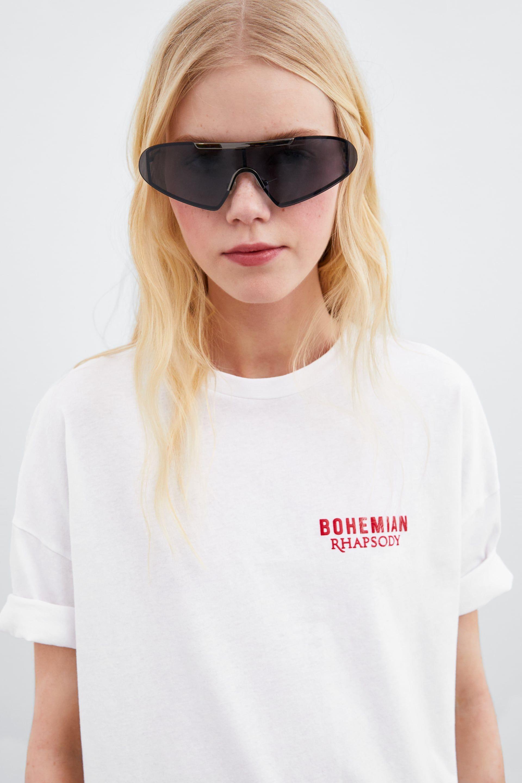zara camiseta freddie mercury