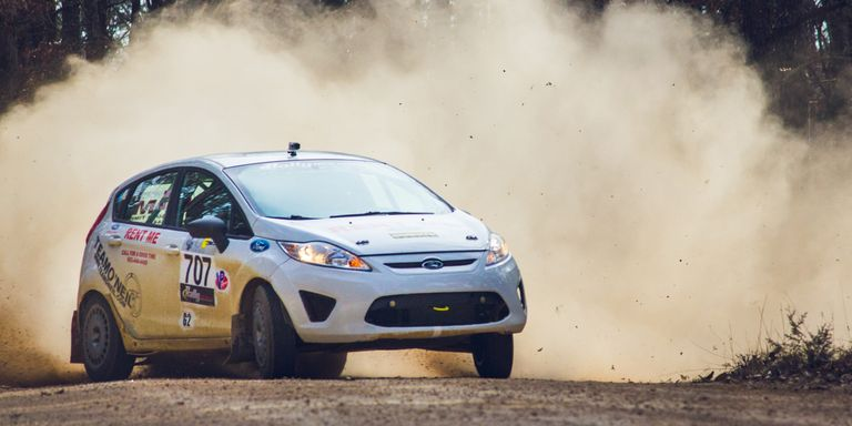 Why the Ford Fiesta Makes the Perfect First Rally Car