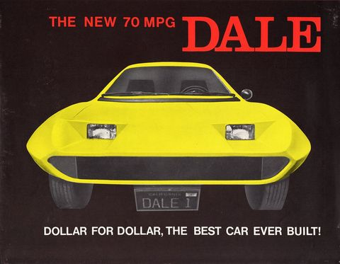 ad for the dale