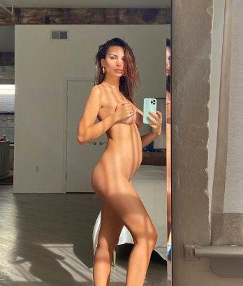 Emily ratajkowskis nude