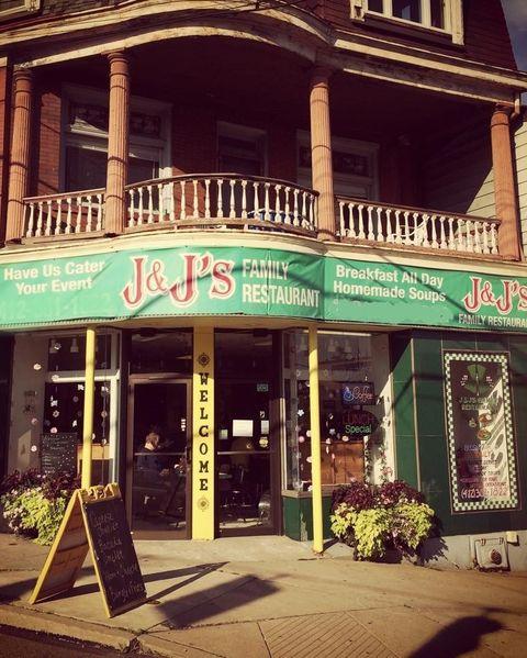 jj's family restaurant