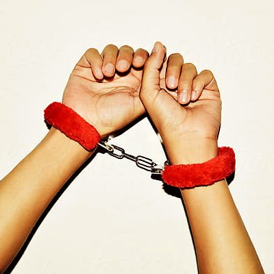 Hand, Wrist, Finger, Red, Nail, Arm, Gesture, Friendship, Thumb, Fashion accessory,