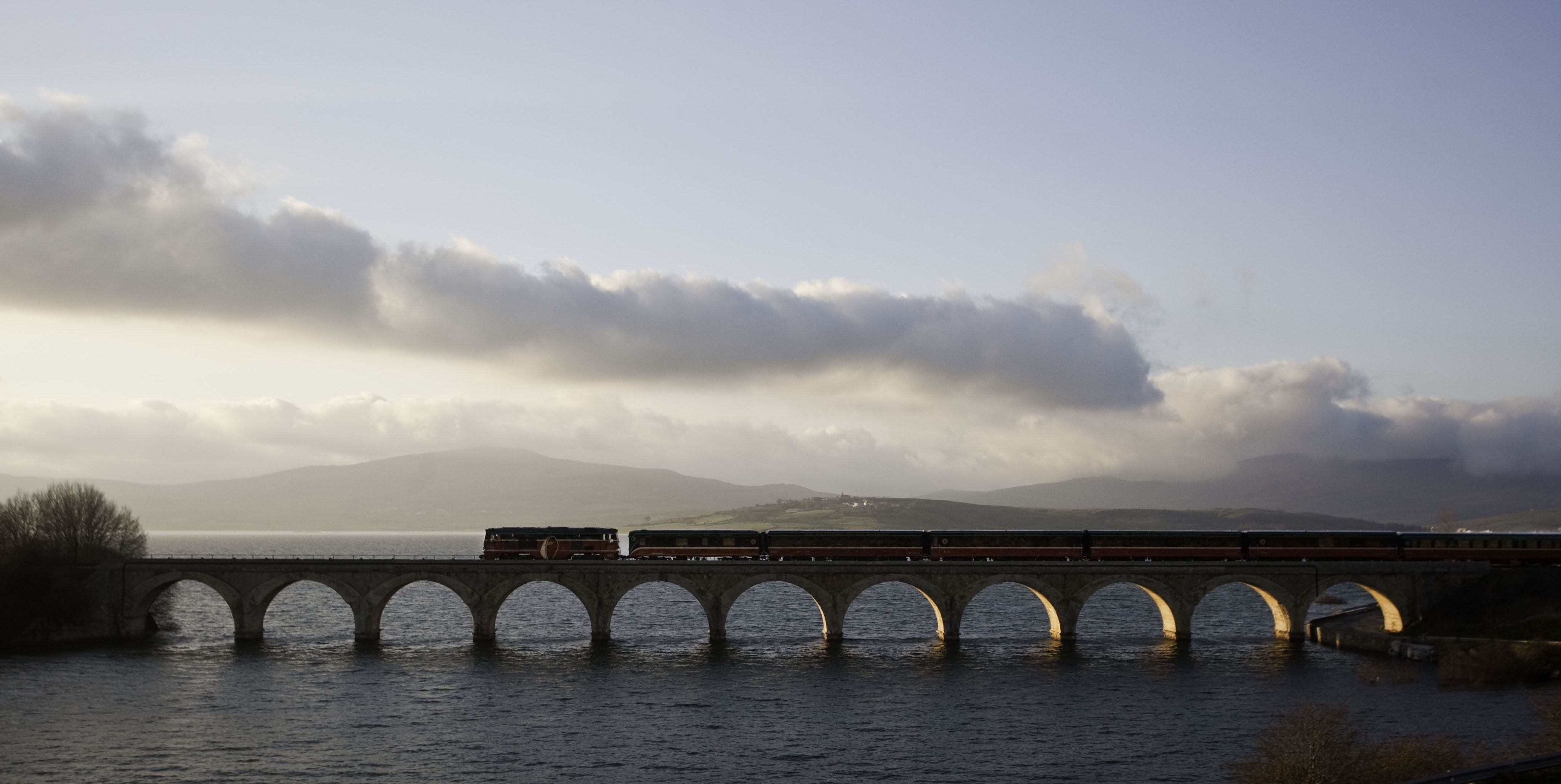 El Expreso de La Robla, un viaje en tren de cuento de hadas por España