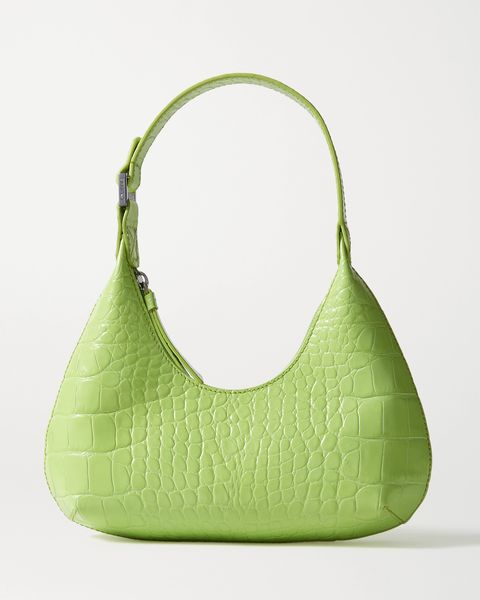 by far green lime high end luxury designer handbag
