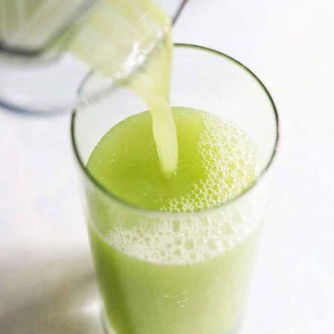 detoxinista ginger celery juice