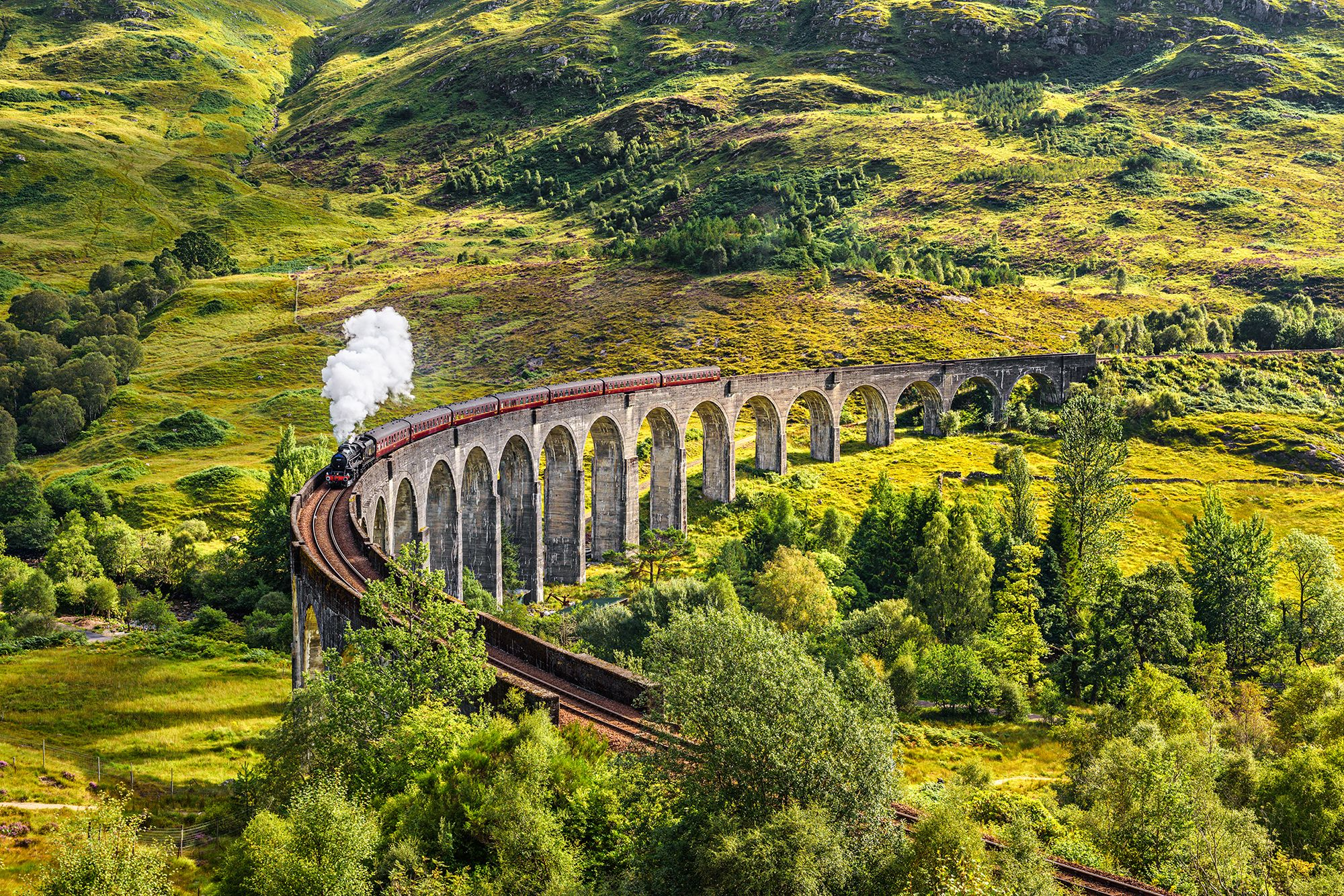 7 of the best rail holidays in the UK, Europe and beyond