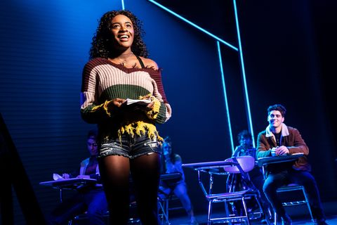 """Celia Rose Gooding from Broadway's """"Jagged Little Pill"""""""