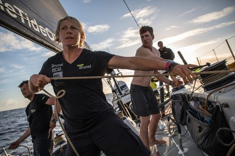 Vehicle, Sailing, Recreation, Boat, Crew, Sailing, Team, Sail, Boating, Muscle,