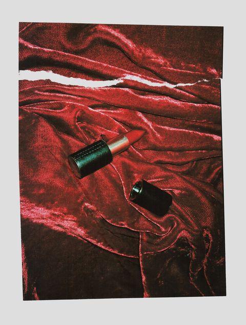 Red, Art, Painting, Visual arts, Magenta, Still life, Illustration,