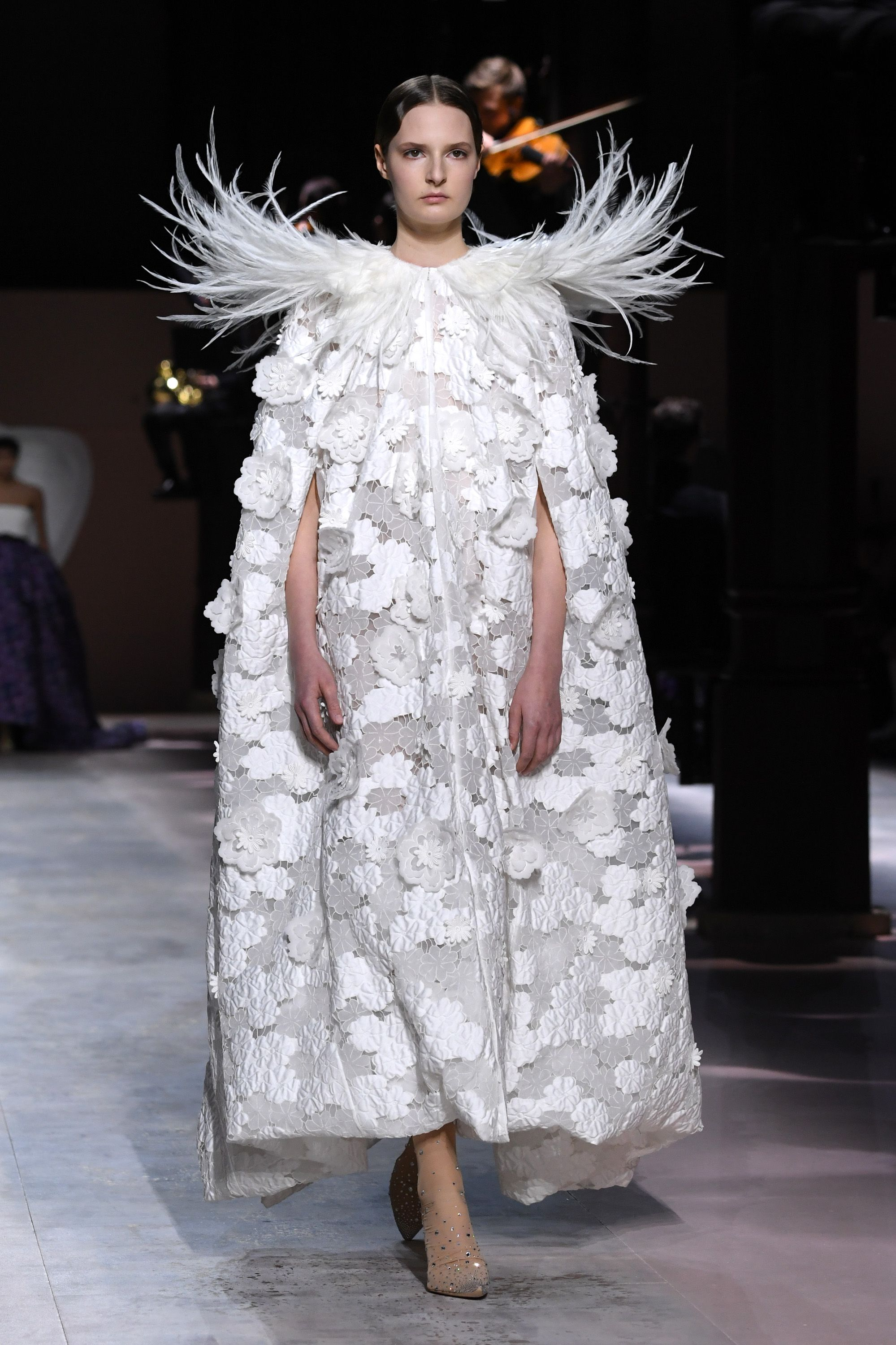 Givenchy Haute Couture S/S 20 Runway Paris Fashion Week – Every ...