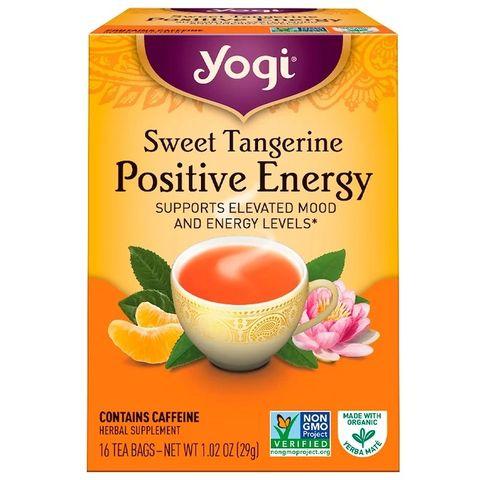 「yogi tea」スイートタンジェリン