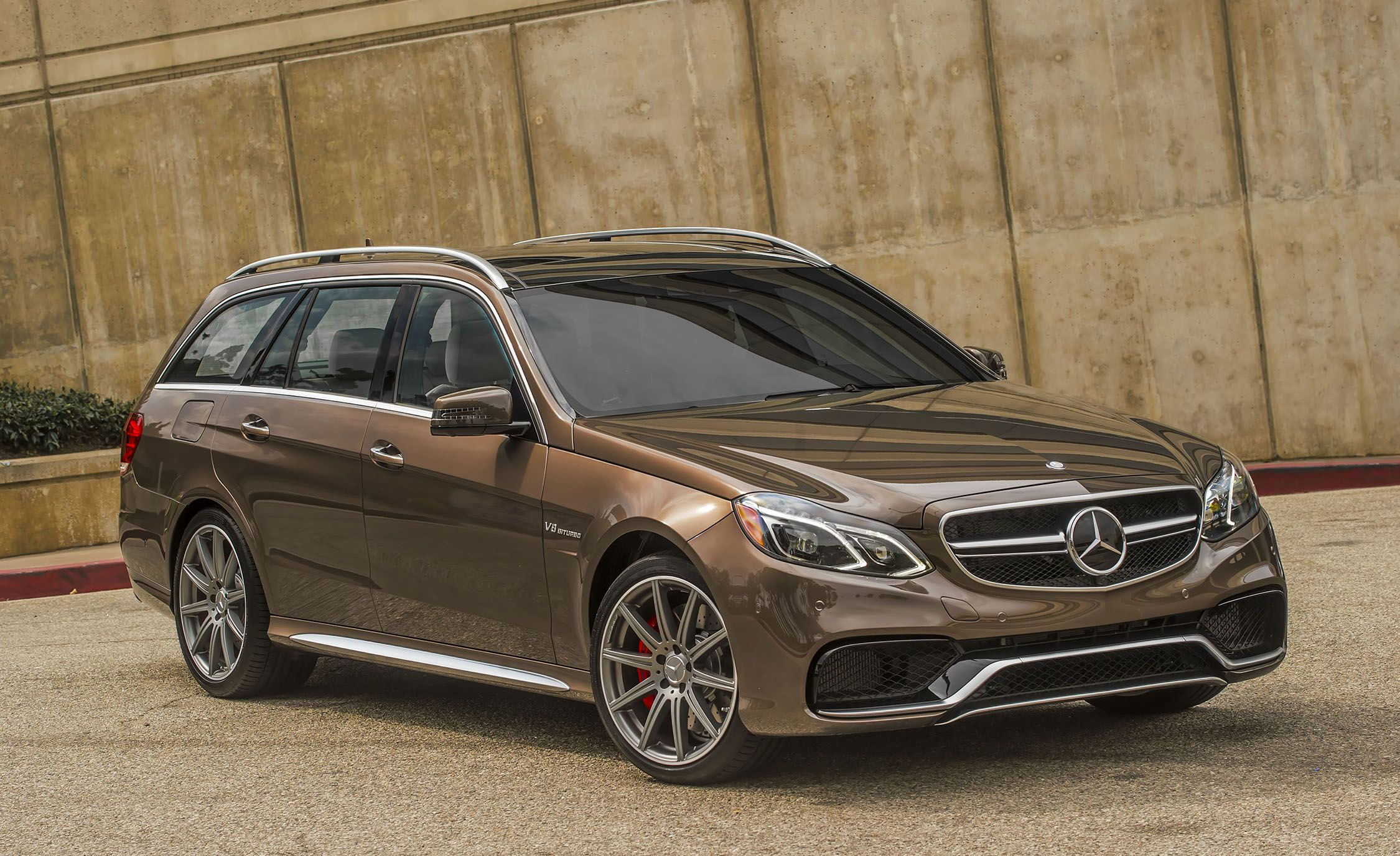 A Visual History Of Amg Ified Mercedes Benz E Class Wagons Feature